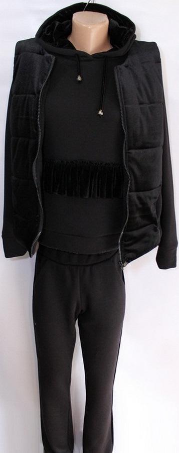 Женские костюмы Тройка оптом 12368047 789-1