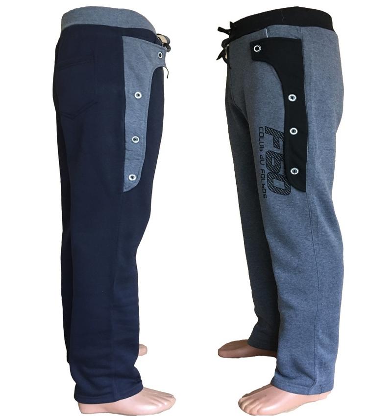 Спортивные штаны  мужские оптом 08101760 6120