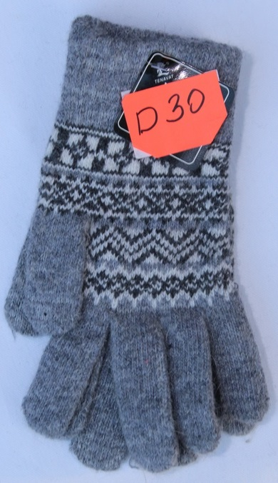 Перчатки подросток оптом 31285964 D30-1