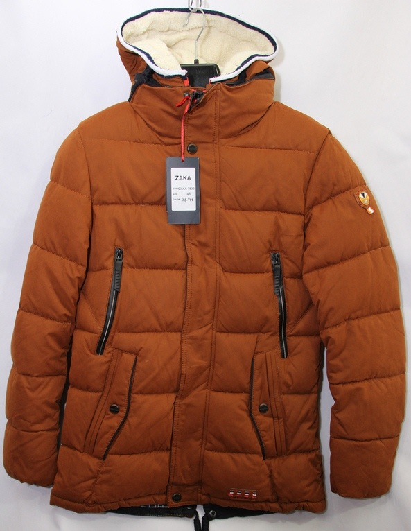 Куртки мужские ZAKA оптом 79261543 7832-2TH