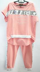 Спортивные костюмы женские БАТАЛ оптом 28103964 04-120