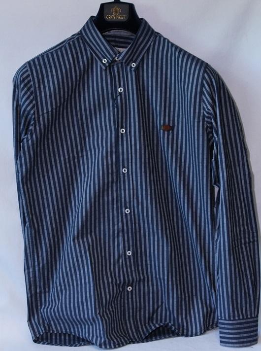 Рубашки мужские оптом 15104457 7639-19