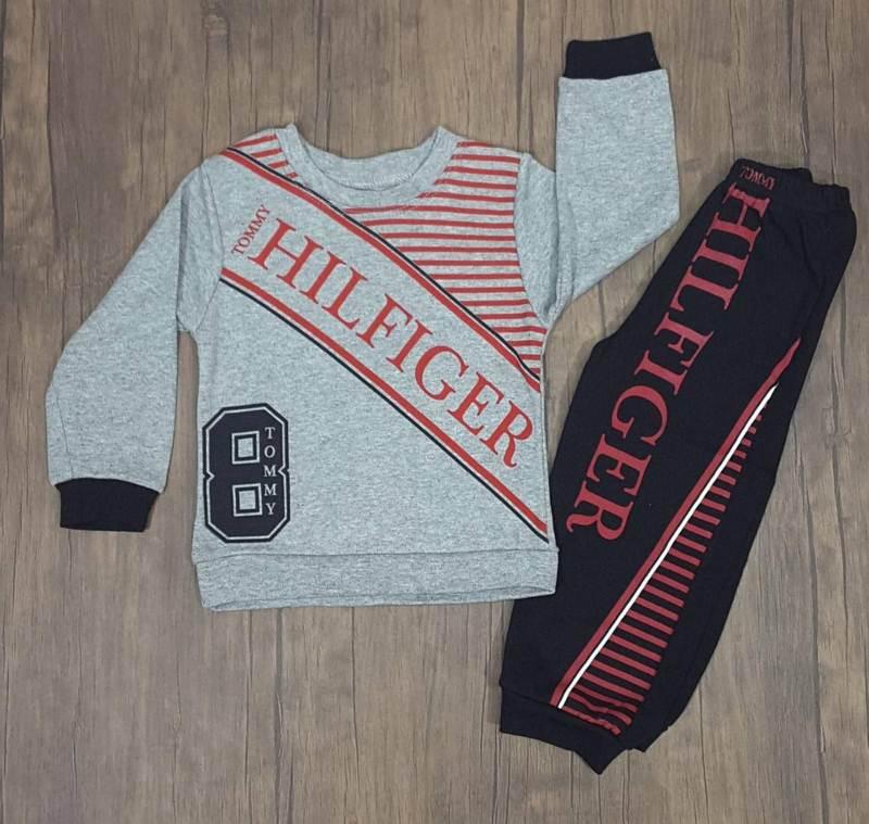Спортивный костюм детский Hilfiger оптом 64287351 2-9