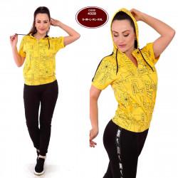 Спортивные костюмы  женские оптом 14607953 4328-15