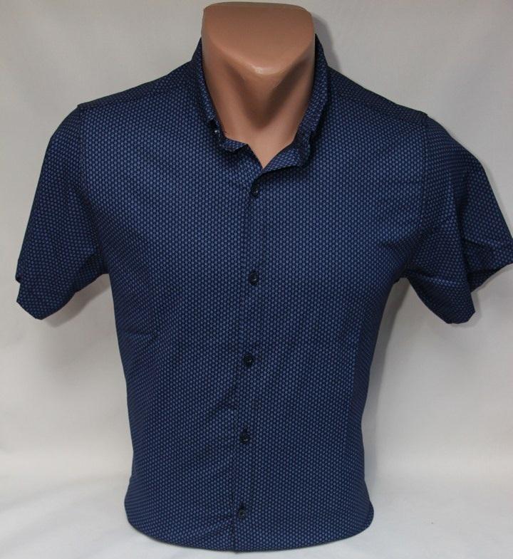 Рубашки мужские оптом  13054721 1-14
