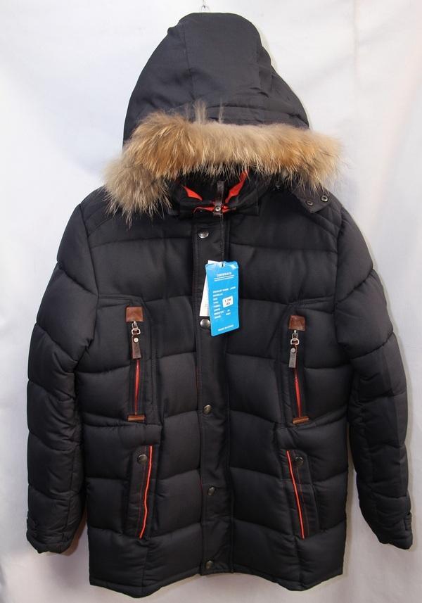 Куртки подростковые зимние оптом 20091076 17#-1