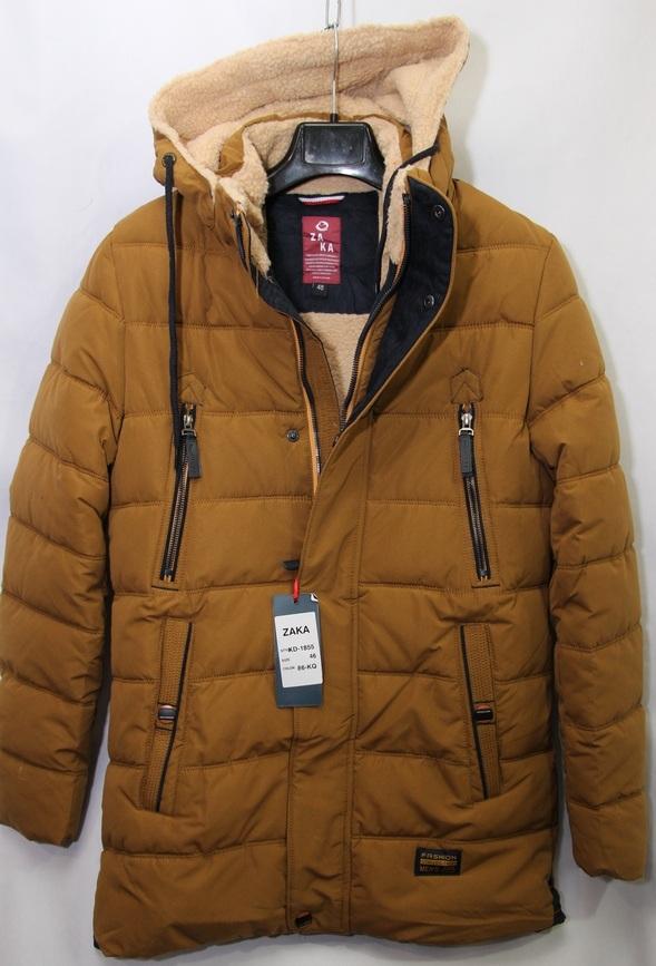 Куртки мужские ZAKA оптом 25691734 1855-86