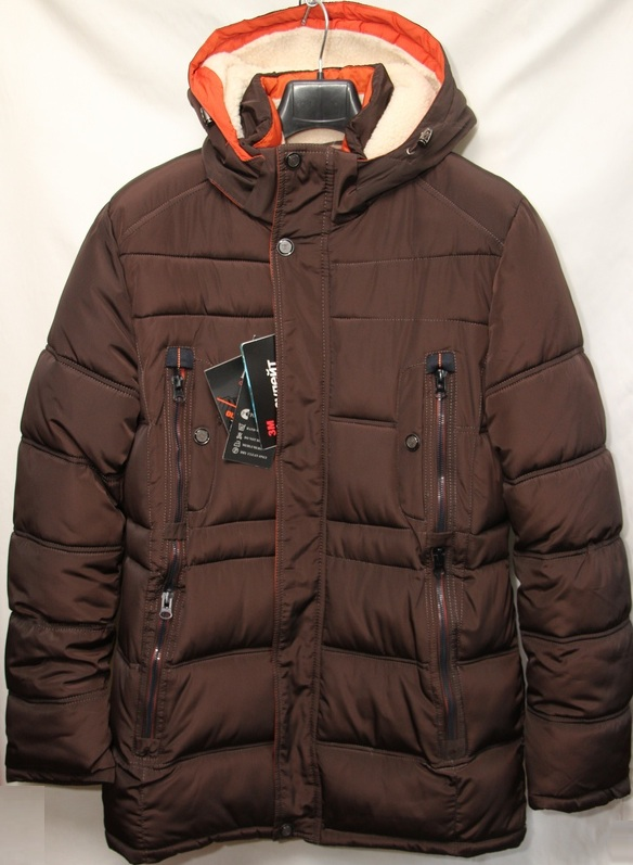 Куртки  зимние мужские оптом 19243058 Н17-9-2