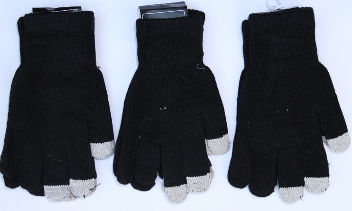 Перчатки подросток  оптом 36952784 D28-1