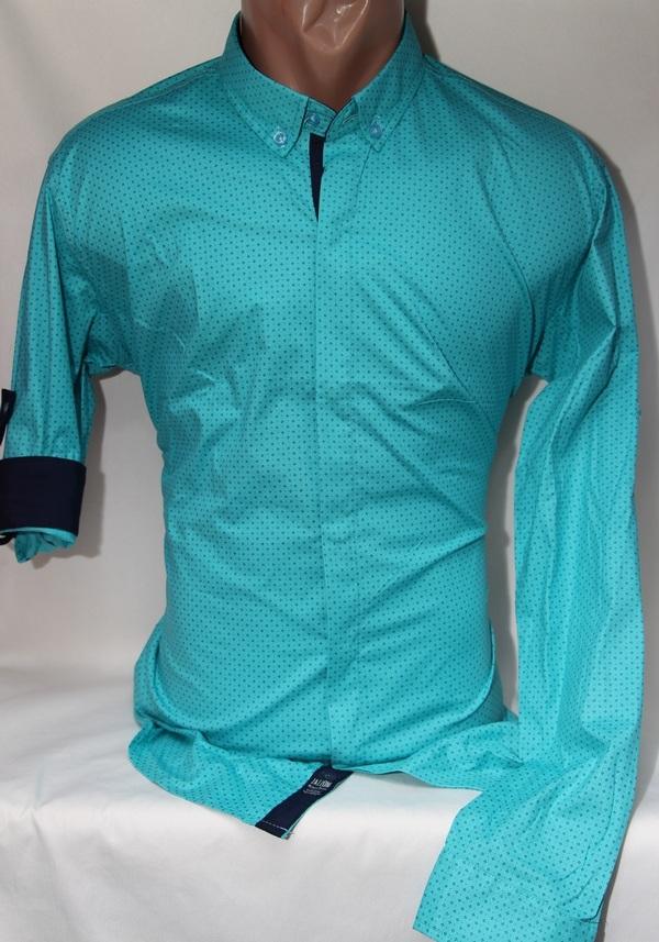 Рубашки мужские оптом 52734890 8965-1