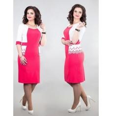 Платье женское оптом 20125227 56-2