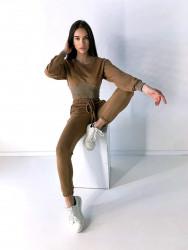 Спортивные костюмы женские оптом 70218946  01-1