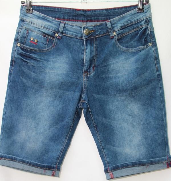 Шорты джинсовые мужские NEW JEANS оптом 97854301 8081
