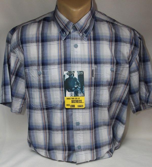 Рубашки мужские оптом 01044737 0273-2