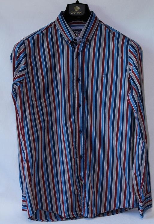 Рубашки мужские оптом 15104457 7639-20