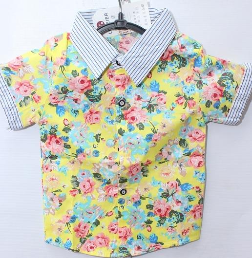 Рубашки детские оптом 83527496 1-7