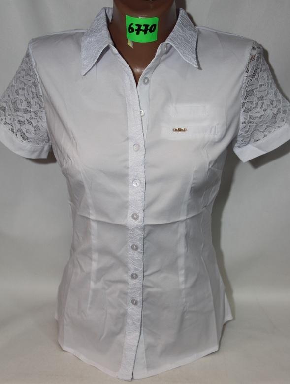 Блузы школьные оптом 19425736 5677-21