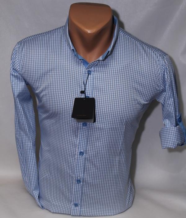 Рубашки подростковые  оптом 95472013 2168-6