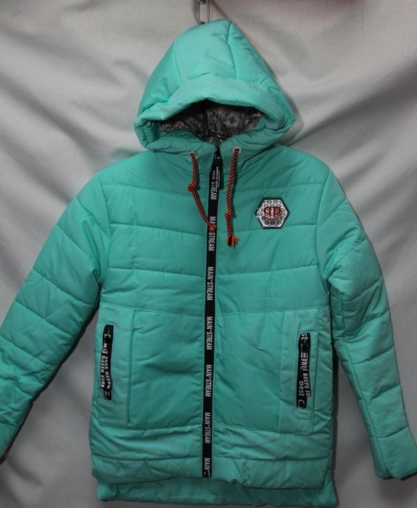 Куртки подростковые оптом 18975043 02-8