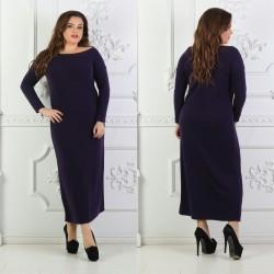 Платья женские Батал оптом 32785401 067-3