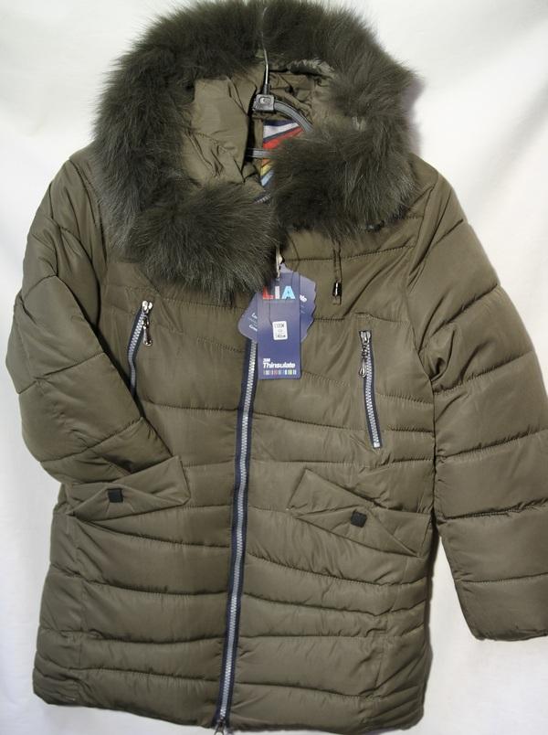 Куртка LIA детская зимняя оптом 20095534 1720-2
