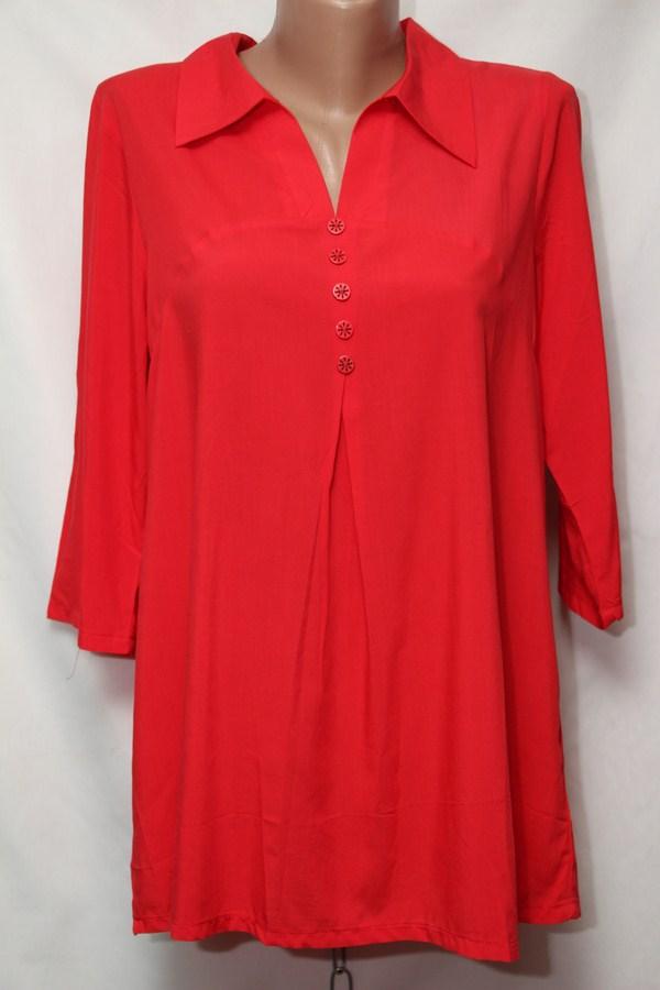 Блуза женская БАТАЛ оптом 18021410 246
