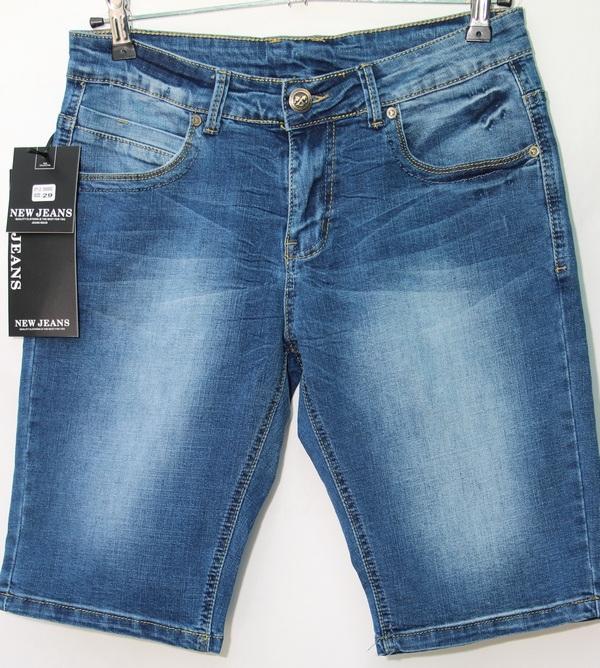 Шорты джинсовые мужские NEW JEANS оптом 57863940 8082
