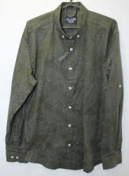 Рубашки мужские APEKS TRIKO оптом 36270198 11-198