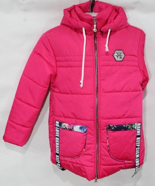 Куртки детские на девочку оптом 14738092 906-12
