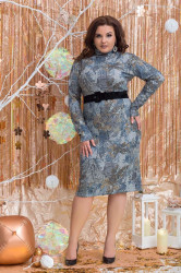 Платья женские ПОЛУБАТАЛ оптом 78921430 07 -15