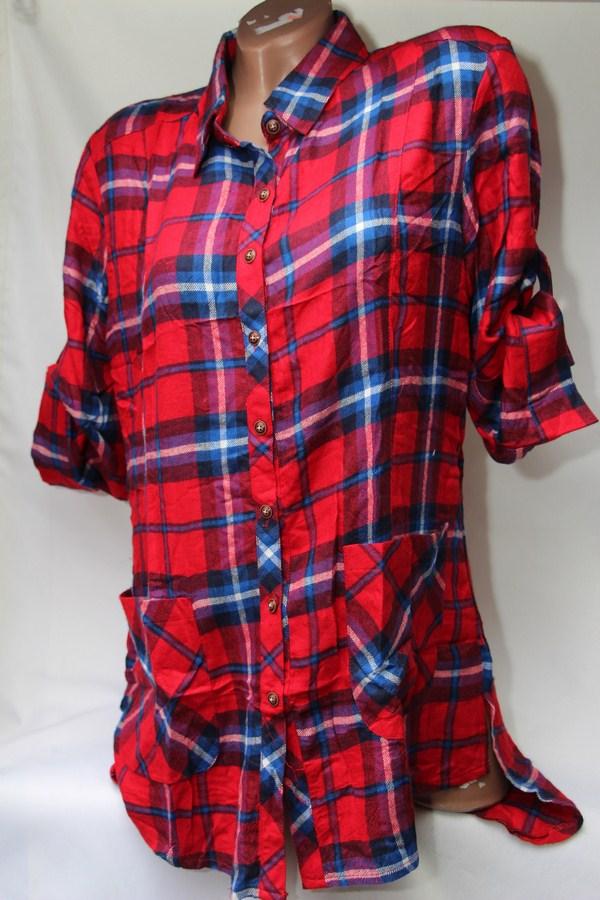 Рубашки женские оптом 1902807 59