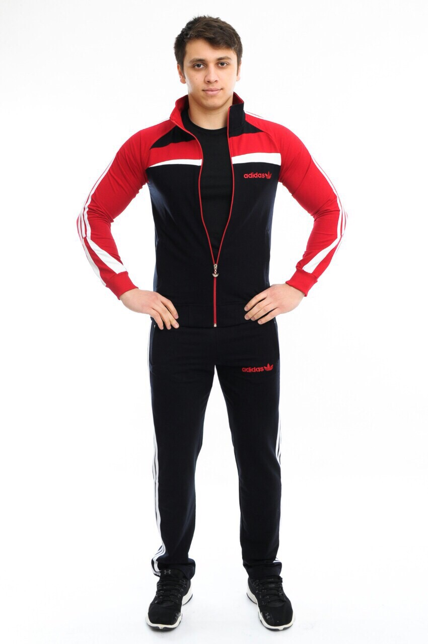 Спортивные костюмы мужские оптом 16034847 1707-17