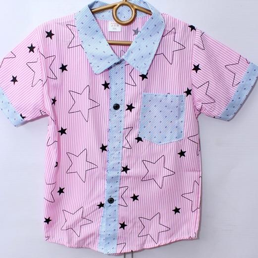 Рубашки детские оптом 24057163 1-11