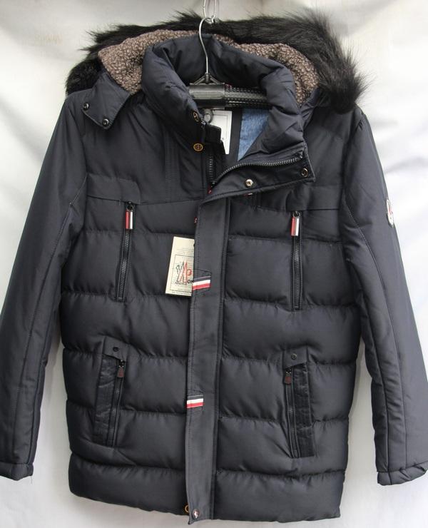 Куртки мужские Moncler зимние оптом 65091287 9918-3