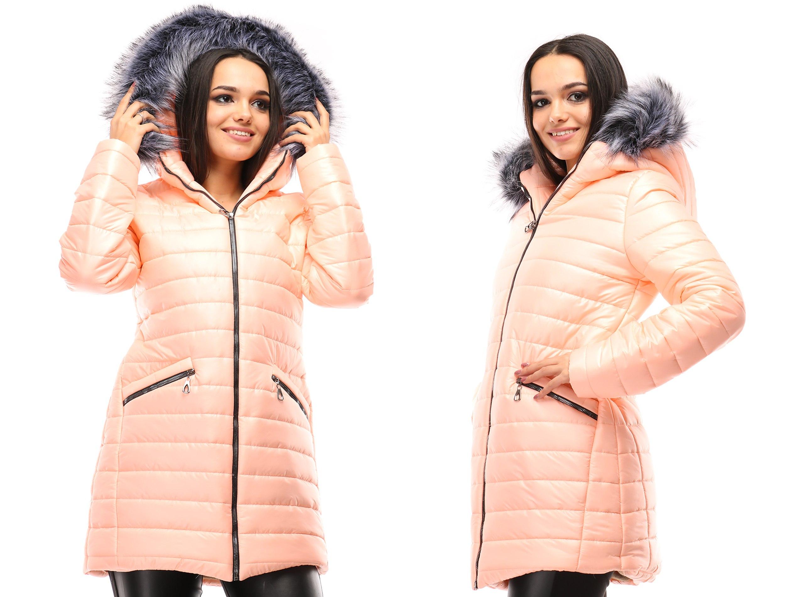 Куртки женские оптом 75046391 114-1