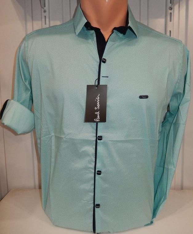 Рубашки мужские оптом 13081830 5208-13