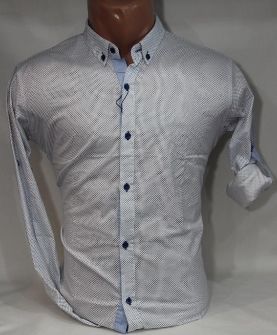Рубашки подростковые Турция оптом  26084721 003-20