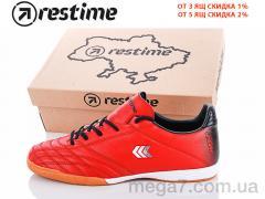Футбольная обувь, Restime оптом DMO19999 red-white-black