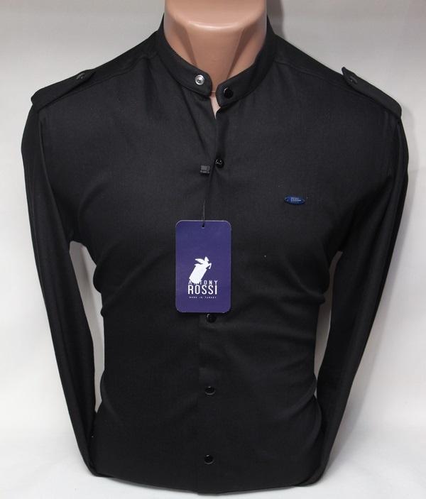 Рубашки мужские Турция оптом 60198342 1613-55
