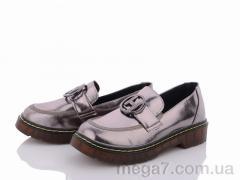 Туфли, Rama оптом A5366-1 guncolor l.