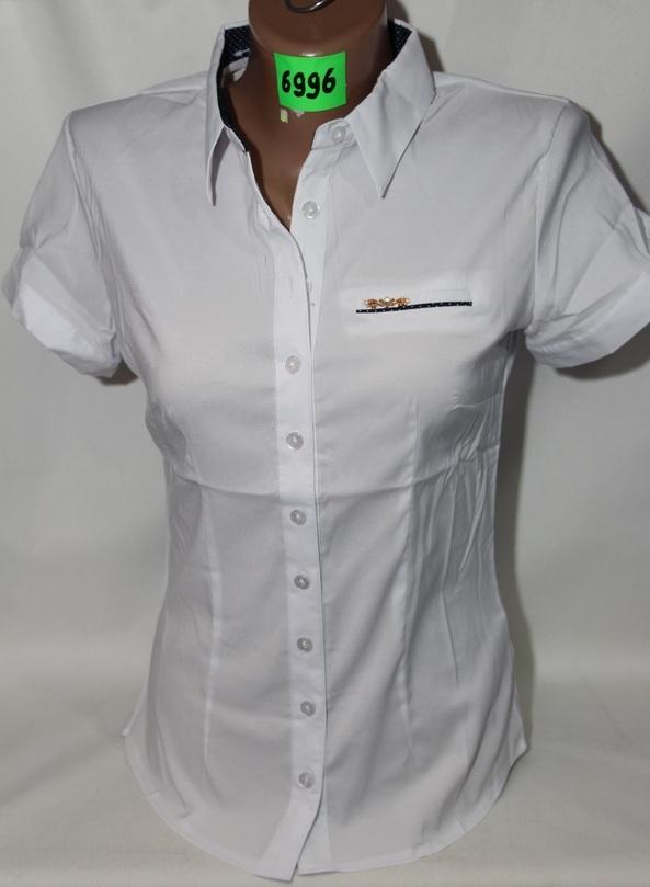 Блузы школьные оптом 20357694 6996-1