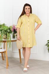 Рубашки женские БАТАЛ оптом 60923415  1030-2