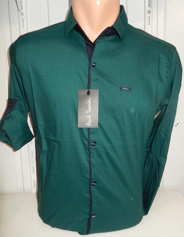 Рубашки мужские оптом 13081830 5208-3