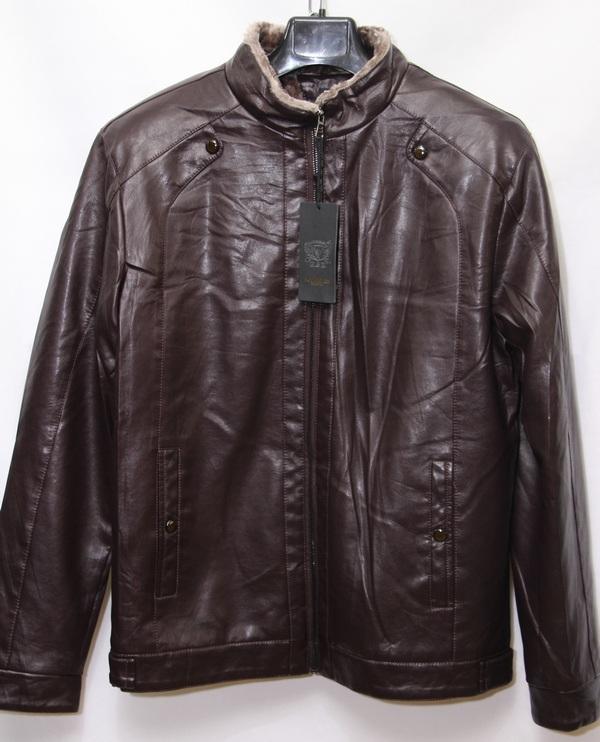 Куртки мужские H&H  BROWN оптом 04572163 А4