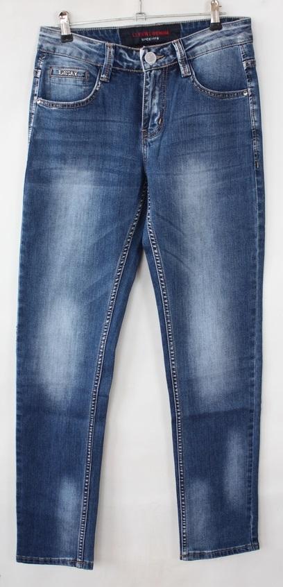 Джинсы мужские Li Feng Jeans оптом 82536490 8027