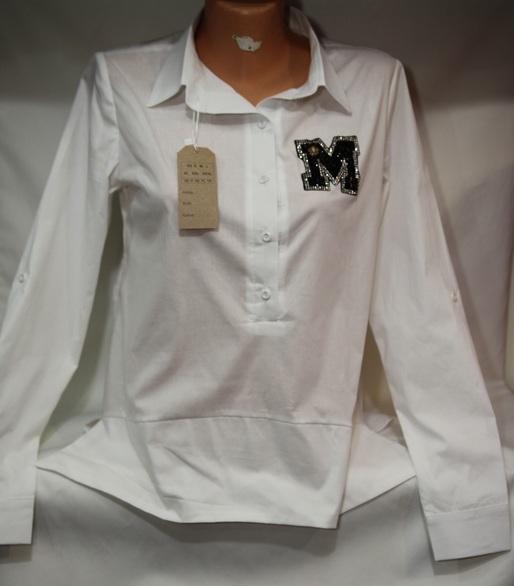 Рубашки женские оптом 16093030 105-2