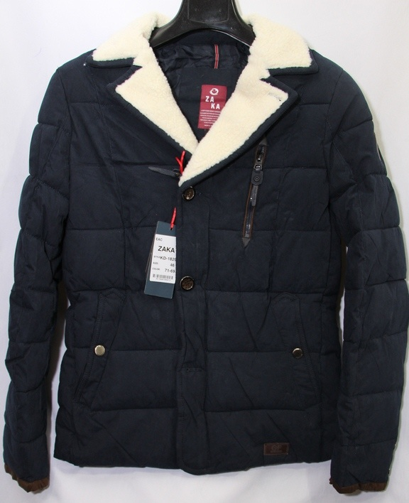 Куртки мужские ZAKA оптом 13825769 1829-71-69