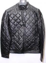 Куртки кожаные мужские оптом 53791048 8718