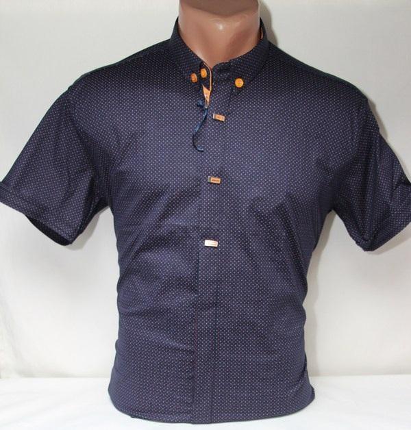 Рубашки мужские оптом 25044471 5057-6