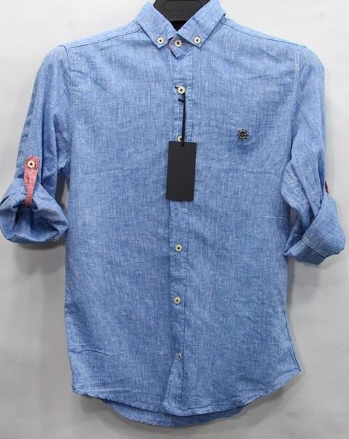 Рубашки мужские оптом 98560243 7-2-2